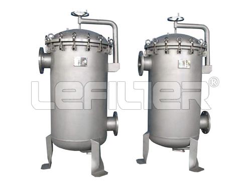 Caja de filtro de bolsa multi industrial