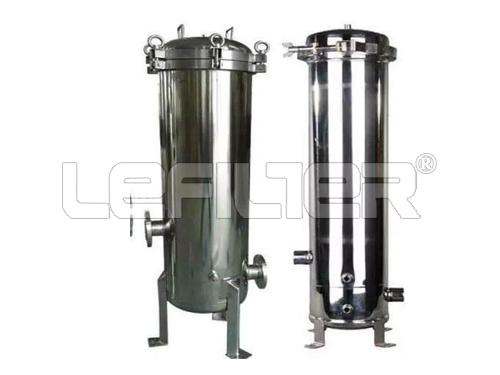 Caja de filtro de bolsa de agua líquida