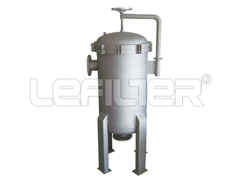 Carcasa de filtro de agua de bolsa de ace