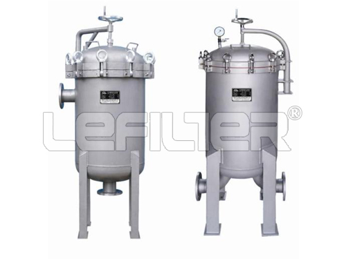 Caja de filtro de bolsa industrial de los