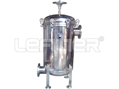 Alojamiento del filtro de bolsa para el s