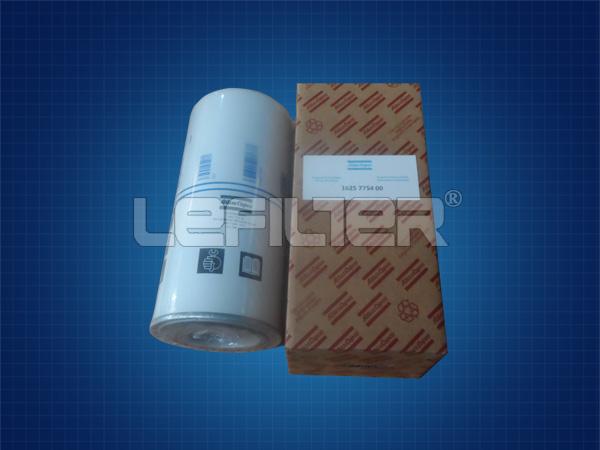Filtro de aceite atlas copco 1625775400