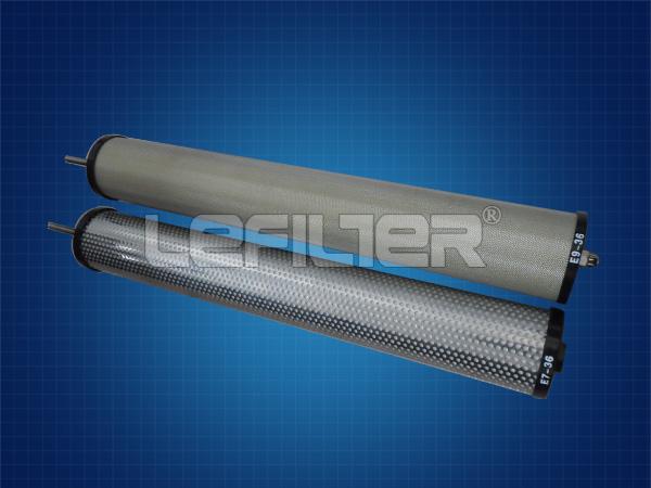 Elemento de filtro de aire comprimido Han